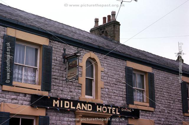 Midland Hotel, Upper End Road, Peak Dale, 1977