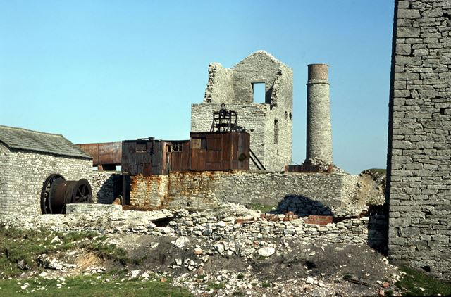 Magpie Mine, Sheldon, 1976