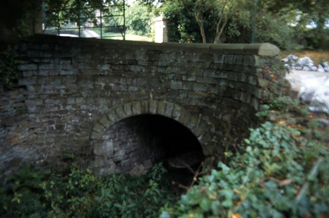 Stoddart Tunnel, Chapel-en-le-Frith