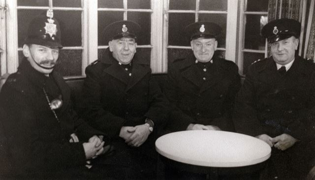 Home Guard in Holmewood Welfare, Holmewood, c 1950s