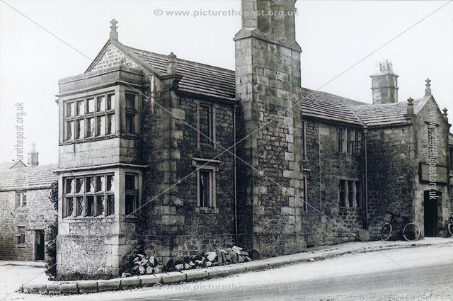 The Fox House Inn, Longshaw 1921