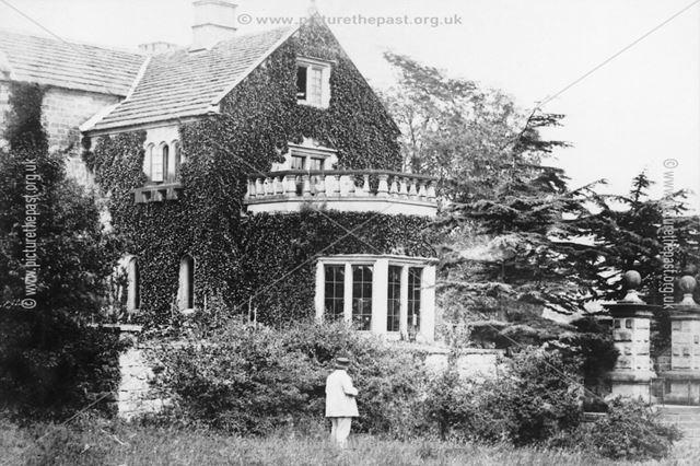 Lea Hurst Home of Florence Nightingale, Holloway, 1890s