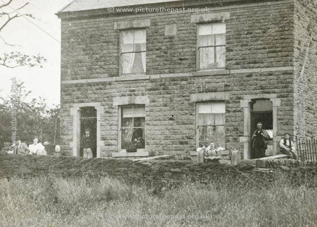 Semi-Detached Housing, Chinley, 1900s