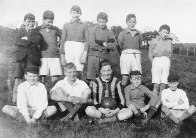 Chinley Juniors AFC, Stubbins Lane, Chinley, 1927