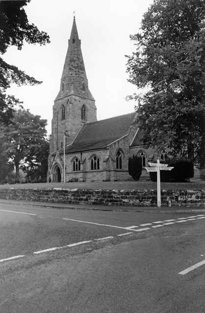 All Saints Parish Church, Main Street, Lullington, 2003
