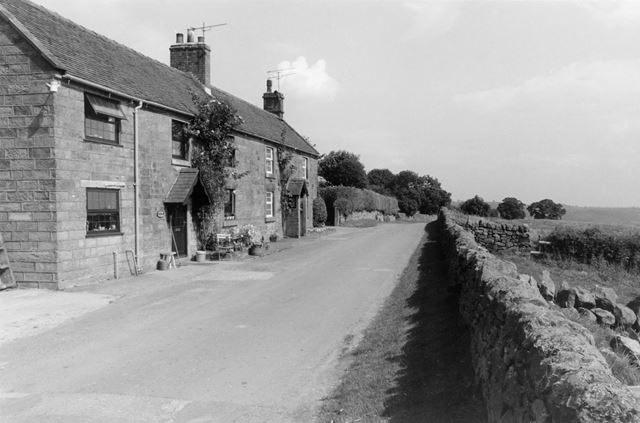 Cottages, Callow Lane, Callow, 2003