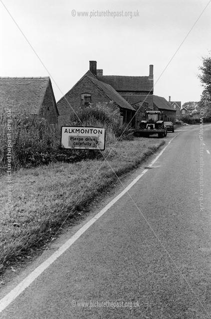 Old Hall Farm, Leapley Lane, Alkmonton, 2003