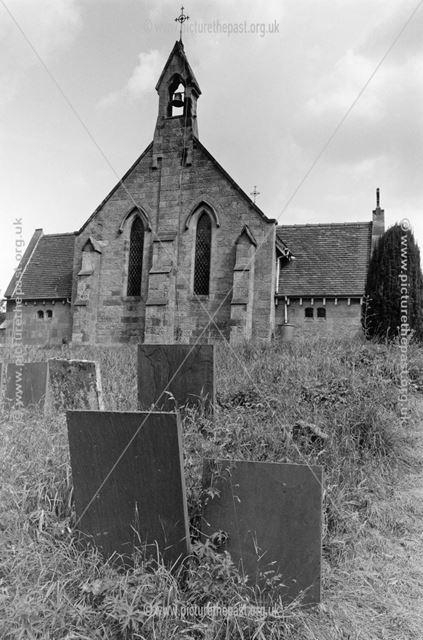 St Philip and St James Parish Church, Atlow Lane, Atlow, 2003