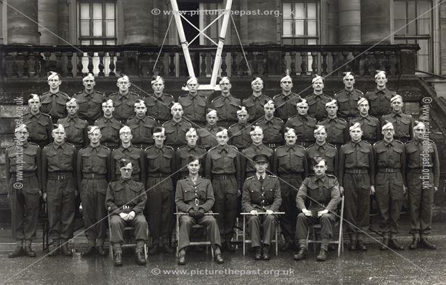Mechanical Engineers, Foremark Hall, Foremark, c 1943