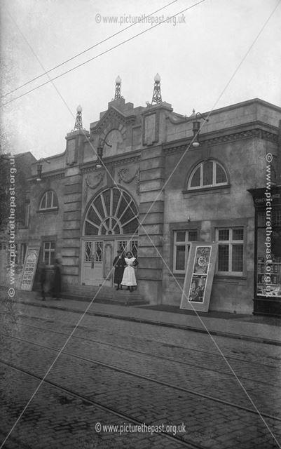 Alexandra Electric Theatre, Normanton, Derby, c 1913 ?