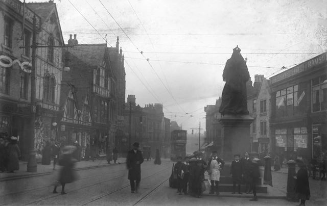 The Spot, Derby, c 1908 ?