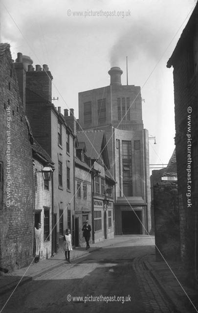 Full Street, Derby, c 1930 ?
