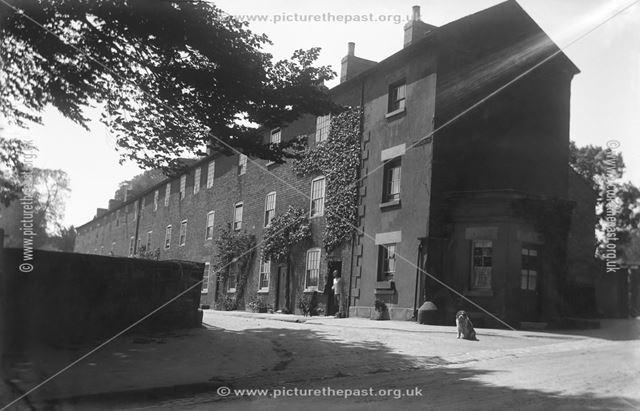 Brick Row, Darley Abbey, Derby, c 1920s ?