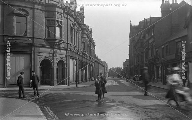 Main Street, Long Eaton, c 1911