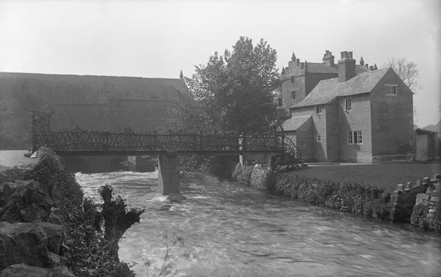 King's Mills, Castle Donington, Leicestershire, c 1914-15