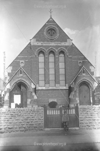 United Methodist Chapel, Main Street, Breaston, c 1920s ?