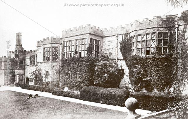 Haddon Hall, Haddon, c 1880s