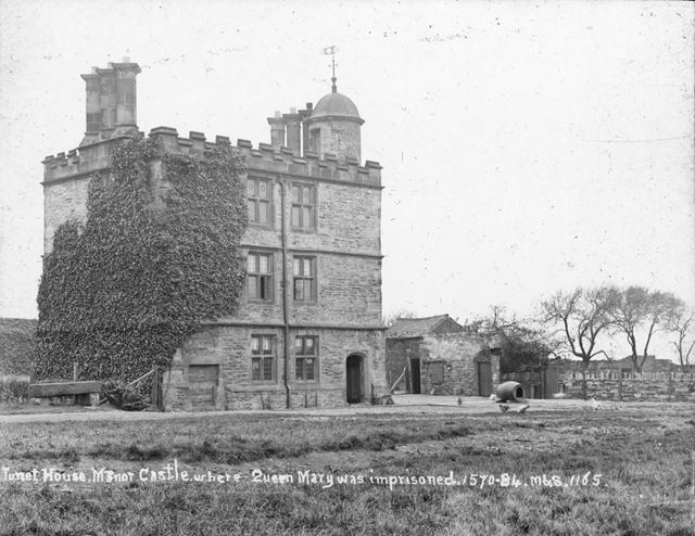 Turret House, Manor Lodge, Sheffield Castle