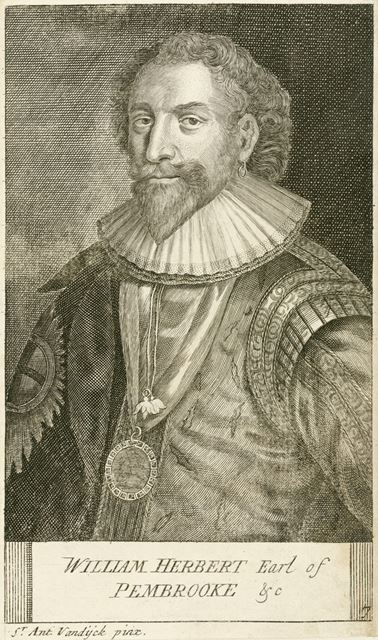 William Herbert, 3rd Earl of Prembroke (1580 û 1630), c 1800?