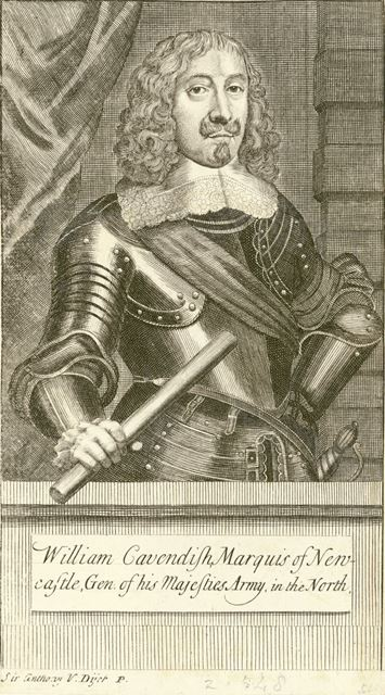 William Cavendish, 1st duke of Newcastle (1592 or 3-1676), c 1650?