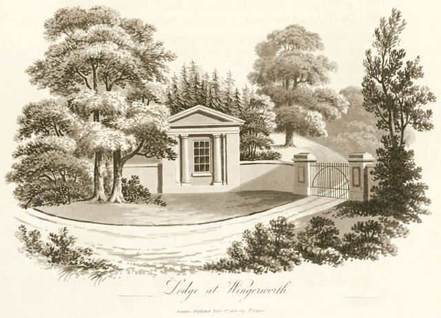 Lodge, Lodge Drive, Wingerworth, 1816