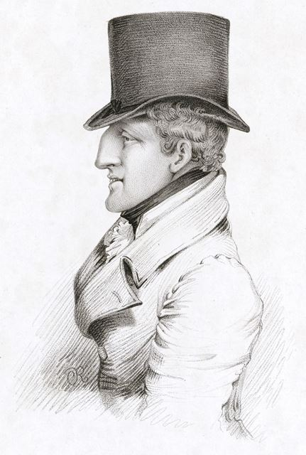 The 6th Duke of Devonshire, c 1820s-1840s