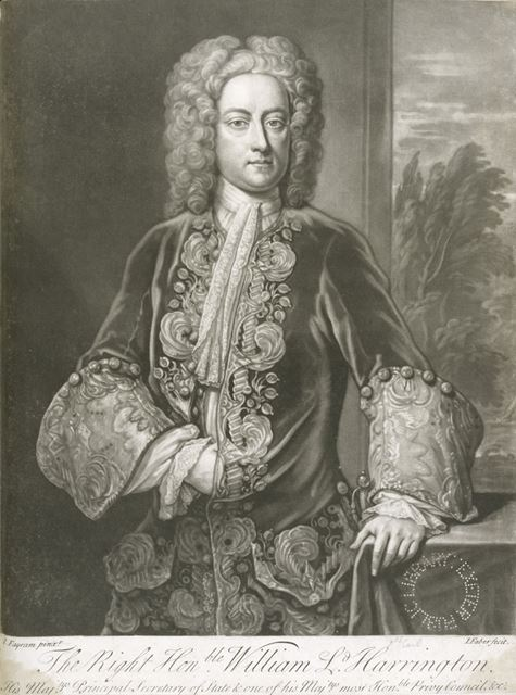 William Stanhope, First Earl of Harrington (1683-1756), c 1731-34