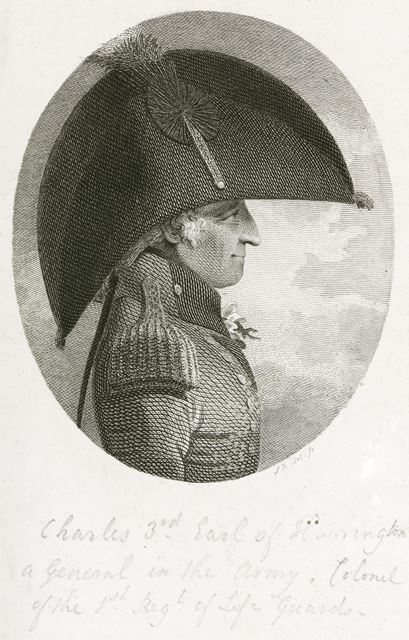 General Charles Stanhope, 3rd Earl of Harrington (1753-1829), c 1804