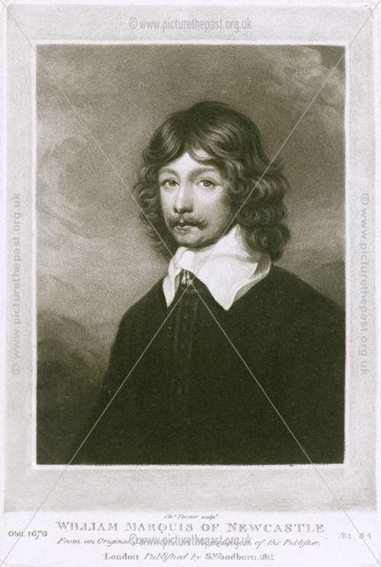 William Cavendish, 1st Duke of Newcastle (c1592-1676), 1811