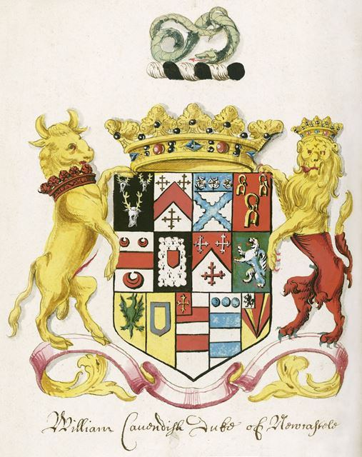 Cavendish Coat of Arms