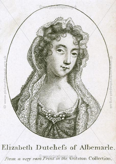 Lady Elizabeth Moncke, Duchess of Albemarle ((1654-1734), c 1700s ?