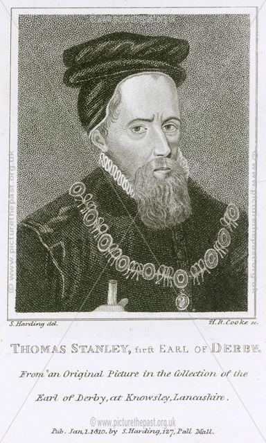 Lord Thomas Stanley, Earl of Derby (1435 û 1504), c 1490s