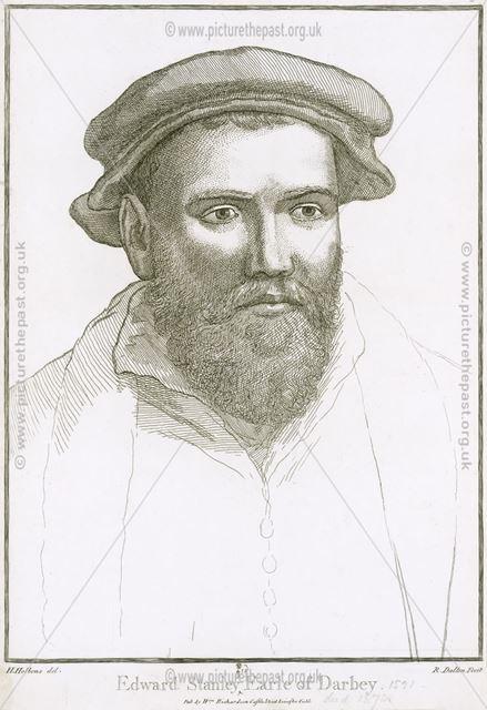 Edward Stanley, 3rd Earl of Derby (1509-1572), c 1560s