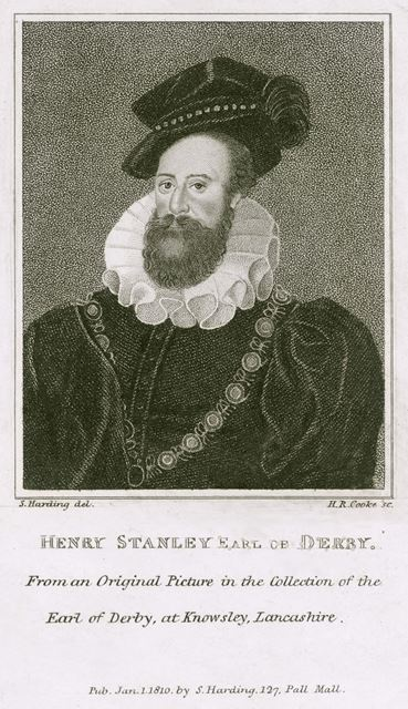 Henry Stanley, 4th Earl of Derby (1531-1593), c 1570s