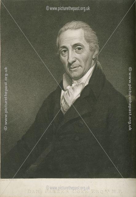 Daniel Parker Coke Esq MP (1745-1825), Melbourne Hall, Melbourne, c 1810s ?