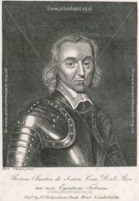 Thomas Sanders of Ireton, (1610-1695), c 1660s ?