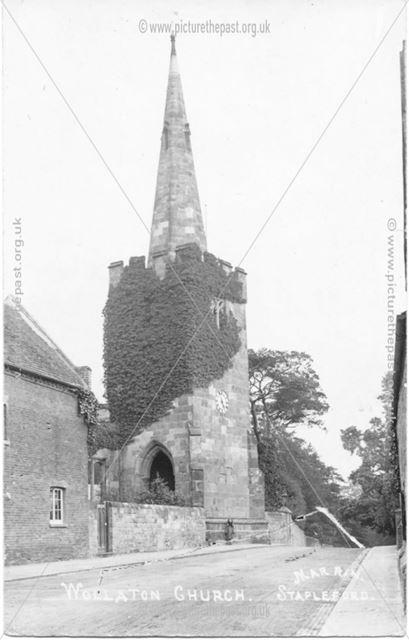 St Leonard's Church, Wollaton