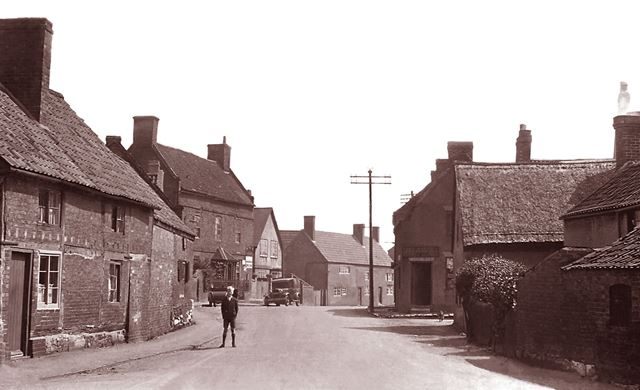 Main Street, East Leake, c 1931-3