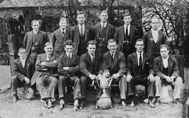 The Committee of Williamthorpe Football Club