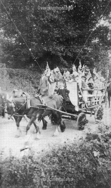 Heath Peace Procession