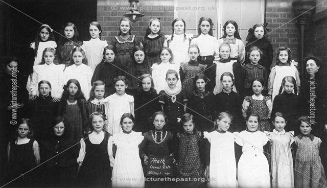 Heath County Girls School Photograph