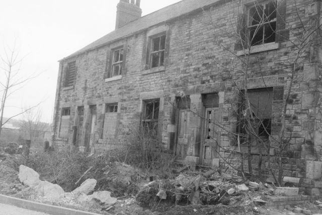 Derelict Houses, Northgate