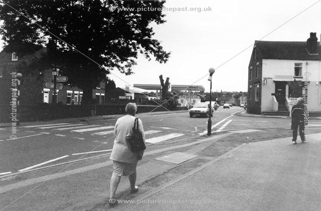 Sheffield Road and Bridge Street junctions