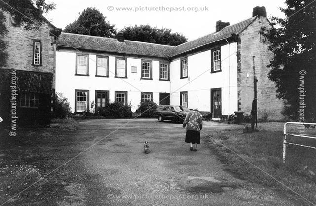 North Wingfield Manor House