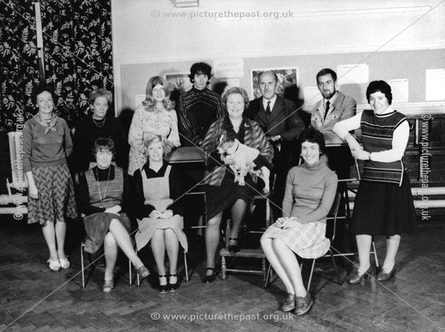 Staff of Heath Primary School