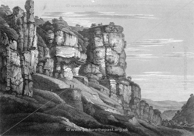 Rocks in Middleton Dale
