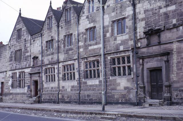 Grammar School, Ashbourne, c 1973