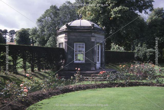 Summer House, Kedleston Hall, c 1987