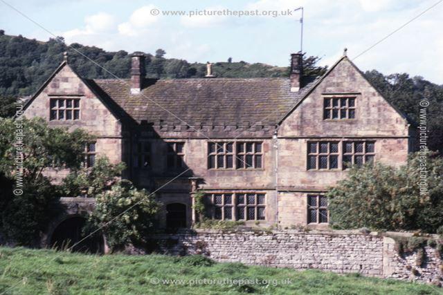Snitterton Hall, Snitterton, c 1987