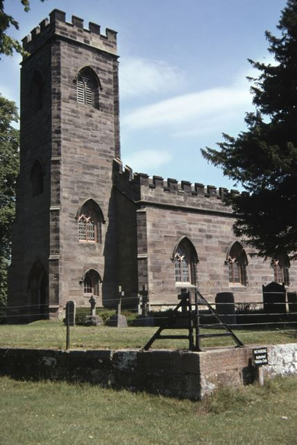 St Giles' Church, Calke, c 2009